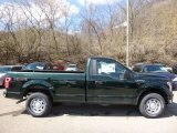 2016 Green Gem Ford F150 XL Regular Cab 4x4 #112284767