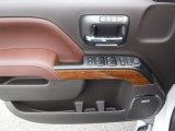 2016 Chevrolet Silverado 1500 High Country Crew Cab 4x4 Door Panel
