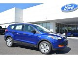 2016 Deep Impact Blue Metallic Ford Escape S #112284817
