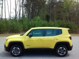 2016 Solar Yellow Jeep Renegade Sport 4x4 #112316741