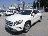 Cirrus White Mercedes-Benz GLA in 2015