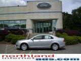 2010 Brilliant Silver Metallic Ford Fusion Hybrid #11208533