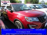 2016 Ruby Red Metallic Tri-Coat Ford Explorer Sport 4WD #112316968