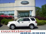 2009 Oxford White Ford Escape XLT V6 4WD #11208392