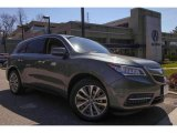 2016 Forest Mist Metallic Acura MDX SH-AWD Technology #112347684
