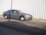 2008 Dark Gray Metallic Chevrolet Malibu LS Sedan #1085807