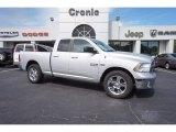 2015 Bright Silver Metallic Ram 1500 Big Horn Quad Cab #112347761