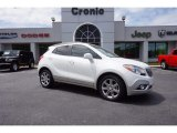 2013 White Pearl Tricoat Buick Encore Leather #112347756