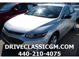 2016 Silver Ice Metallic Chevrolet Malibu LS #112347826