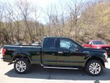 2016 Green Gem Ford F150 XLT SuperCab 4x4 #112369328