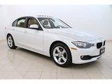 2013 Mineral White Metallic BMW 3 Series 328i xDrive Sedan #112369496