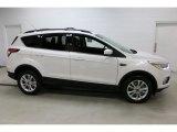 2017 White Platinum Ford Escape SE 4WD #112369184
