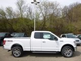 2016 Oxford White Ford F150 XLT SuperCab 4x4 #112393326