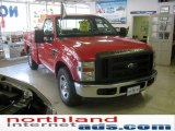 2009 Ford F350 Super Duty XL Regular Cab Chassis Commercial Data, Info and Specs