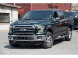 2016 Green Gem Ford F150 XLT SuperCrew 4x4 #112393359