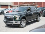 2016 Green Gem Ford F150 XLT SuperCrew 4x4 #112393357