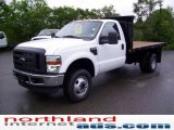 2009 Ford F350 Super Duty XL Regular Cab 4x4 Chassis Data, Info and Specs