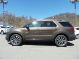 2016 Caribou Metallic Ford Explorer Platinum 4WD #112393402