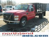 2009 Ford F350 Super Duty XL Regular Cab Chassis Stake Truck Data, Info and Specs