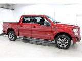 2016 Ruby Red Ford F150 XLT SuperCrew 4x4 #112393103