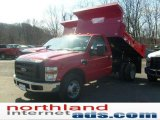 2009 Ford F350 Super Duty XL Regular Cab Chassis Dump Truck Data, Info and Specs
