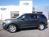 2016 Guard Metallic Ford Explorer XLT 4WD #112416198