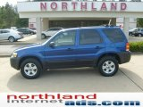 2006 Sonic Blue Metallic Ford Escape XLT V6 4WD #11216567