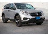 2016 Alabaster Silver Metallic Honda CR-V SE #112452523