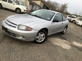 2003 Ultra Silver Metallic Chevrolet Cavalier Coupe #112452503