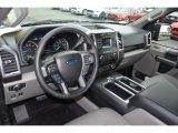 2016 Ford F150 XLT SuperCrew 4x4 Dashboard