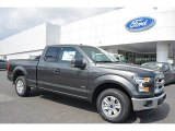 2016 Magnetic Ford F150 XLT SuperCab #112452494