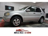 2002 Mercedes-Benz ML 320 4Matic
