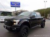 2016 Shadow Black Ford F150 XLT SuperCrew 4x4 #112452178