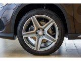 Mercedes-Benz GLA 2016 Wheels and Tires