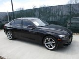 2013 Jet Black BMW 3 Series 328i xDrive Sedan #112523477
