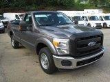 2011 Ford F250 Super Duty Sterling Grey Metallic