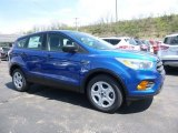 2017 Lightning Blue Ford Escape S #112523270