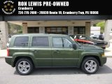 2007 Jeep Green Metallic Jeep Patriot Sport 4x4 #112523264