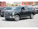 2016 Green Gem Ford F150 XLT SuperCab 4x4 #112523313