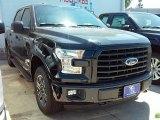 2016 Shadow Black Ford F150 XLT SuperCrew 4x4 #112523248