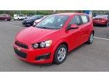 2016 Chevrolet Sonic LS Hatchback Data, Info and Specs