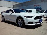2016 Oxford White Ford Mustang V6 Coupe #112550725