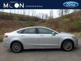 2013 Ingot Silver Metallic Ford Fusion Titanium AWD #112550882