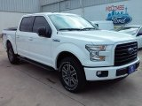 2016 Oxford White Ford F150 XLT SuperCrew 4x4 #112550720