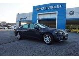 2016 Blue Velvet Metallic Chevrolet Malibu LS #112550969