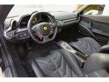 Ferrari 458 Interiors