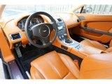 2007 Aston Martin V8 Vantage Interiors