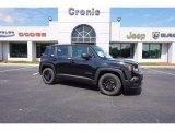 2016 Black Jeep Renegade Sport #112550898