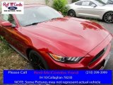 2016 Ruby Red Metallic Ford Mustang EcoBoost Coupe #112582790