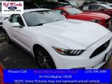 2016 Oxford White Ford Mustang EcoBoost Coupe #112582789